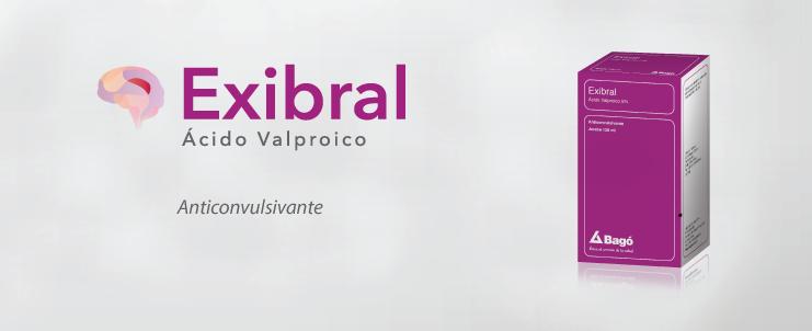 Laboratorios Bagó Exibral Jarabe