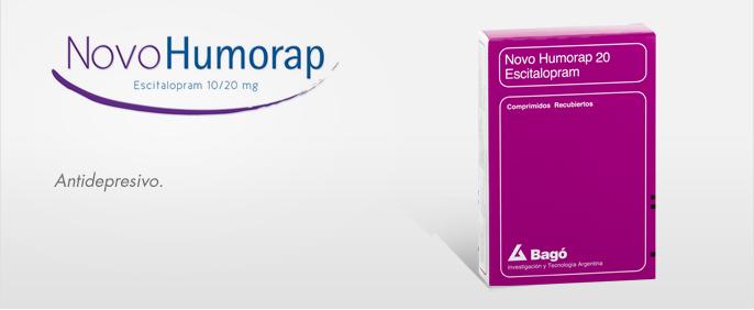 Laboratorios Bagó Novo Humorap 10 / 20