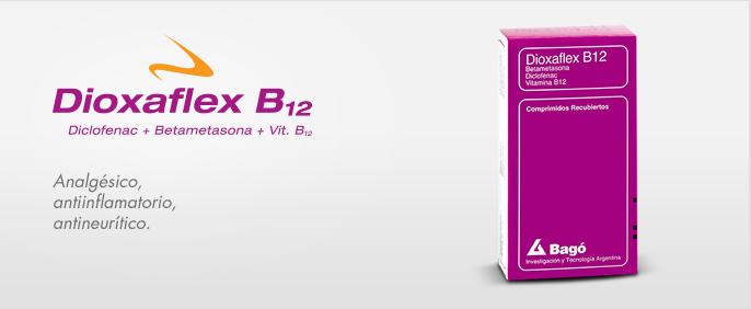 Dioxaflex b12 инструкция по применению