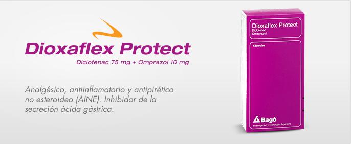 Laboratorios Bagó Dioxaflex Protect