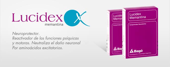 Laboratorios Bagó Lucidex 10/20