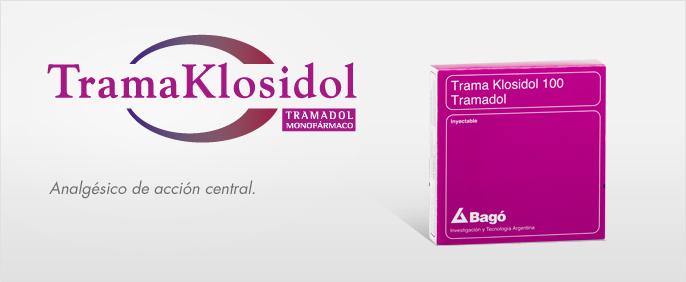 Laboratorios Bagó Trama Klosidol inyectable