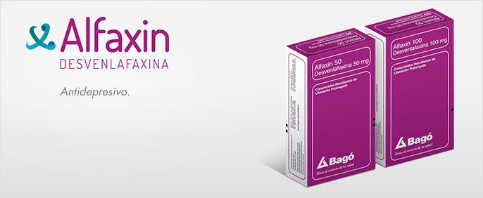 Laboratorios Bagó Alfaxin 50 / 100