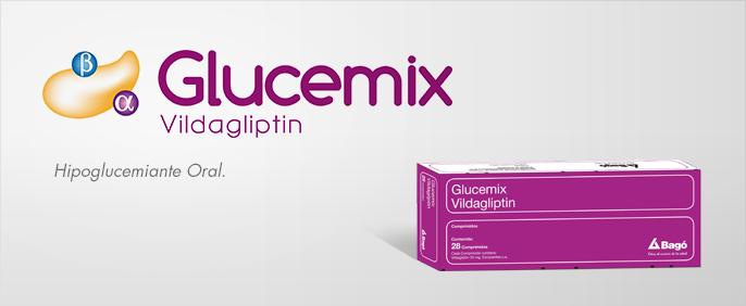 Laboratorios Bagó Glucemix