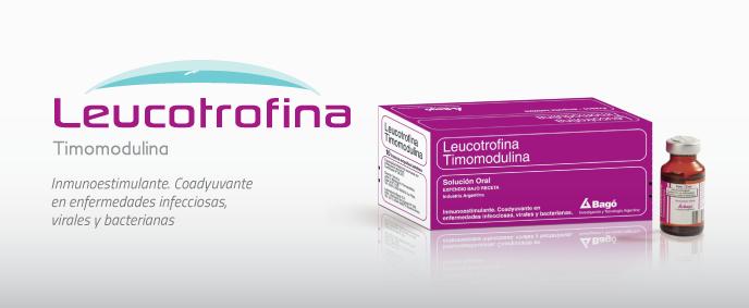 Laboratorios Bagó Leucotrofina