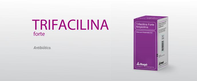 Laboratorios Bagó Trifacilina Forte suspensión