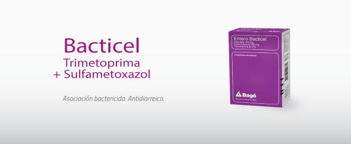 Laboratorios Bagó Entero Bacticel comprimidos