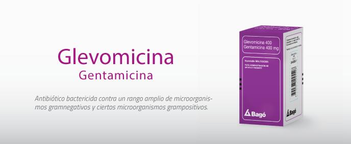 Laboratorios Bagó Glevomicina