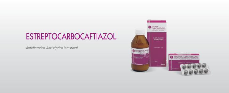 Laboratorios Bagó Estreptocarbocaftiazol