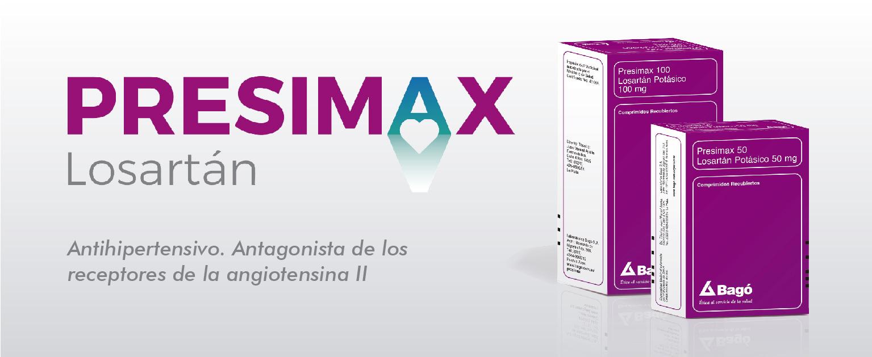 Laboratorios Bagó Presimax 50/100