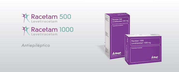 Laboratorios Bagó Racetam 500/1000