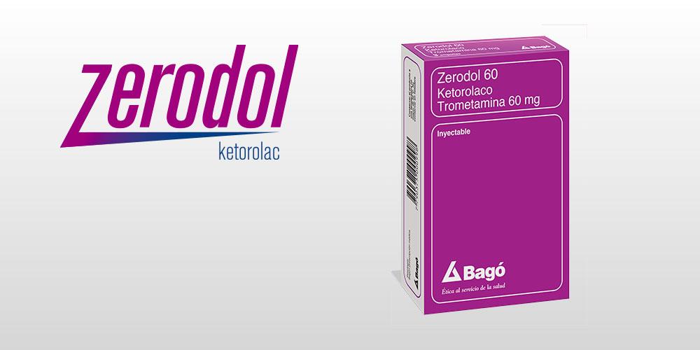 Laboratorios Bagó Zerodol 30/60 inyectable