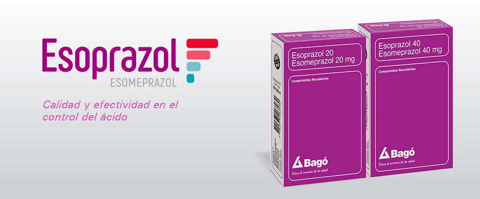 Laboratorios Bagó Esoprazol 20/40