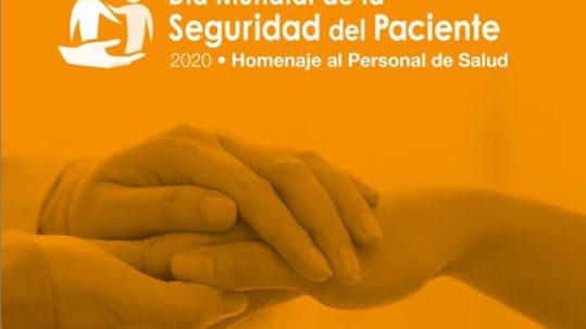 Trabajadores de la Salud Seguros, Pacientes Seguros